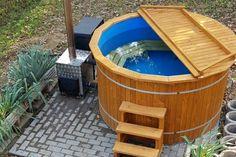Bohém Kabin - Dézsás faház, ahol garantáltan újraéled a gyerekkorod! » I Love Dunakanyar Tub, Outdoor Decor, Home Decor, Garden, Creative, Bath Tub, Decoration Home, Garten, Room Decor