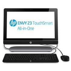 """HP Envy TouchSmart 23-d044 All-In-One Computer With 23"""" Touchscreen Display & 3rd Gen Intel® Core™ i3 Processor"""