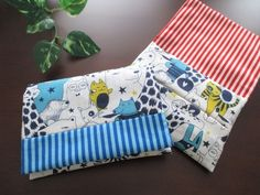端切れで簡単!フタ付ティッシュケース・ポケット1個の作り方|ソーイング|編み物・手芸・ソーイング|ハンドメイド | アトリエ