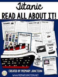 essay titanic kids