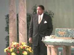 05 Leroy Thompson - Deciding To Enter Into Your Place Of Abundance - Part 5
