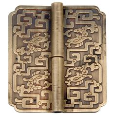 Add These Brass Asian Hardware Pieces To An By ShopWhiteRabbitVin, $18.00    HARDWARE   Pinterest   Hardware, Asian And Asian Bedroom Decor