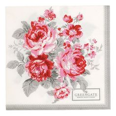 2 Paper Napkins for Decoupage Tea Parties Home for Christmas Weddings