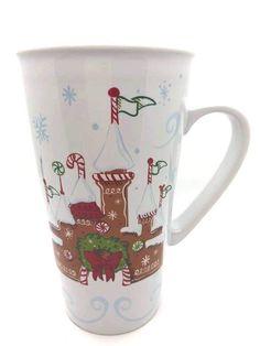 2017 Christmas Holiday Starbucks Disney Gingerbread Mug Tumbler- 14 Oz – Happily Shoppe Starbucks Christmas, Disney Christmas, Christmas Holidays, Gingerbread Castle, Disney Mugs, Disney Home, Tumbler, Entertaining, Seasons