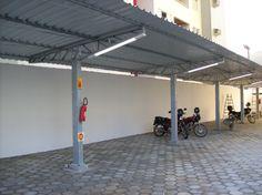 Cobertura de Garagem