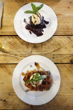 Pecan Waffle, Pecking Order, Stanmore