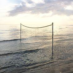 Wanna play with me ? #lovegame #versilia #tuscany #sunset
