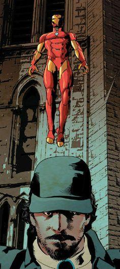 Drawings 6 Iron Man Mark