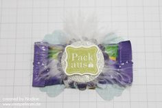 Goodie Verpackung Give Away Gastgeschenk Gift Idea Stampin Up