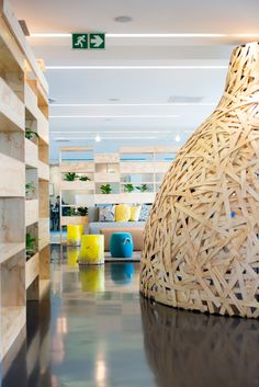 Inhouse Brand Architects has designed the new offices of marketing agency John Brown Media located in Cape town, South Africa. Led by Inhouse Brand Office Interiors, Cape Town, South Africa, Interior Design, Offices, Architecture, Brown, Creative, Modern