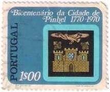 Bicentenário da Cidade de Pinhel - 1770-1970 - Portugal