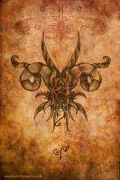 Aries by chib