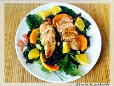 Salata calda cu piept de rata Meat, Chicken, Food, Salads, Essen, Meals, Yemek, Eten, Cubs