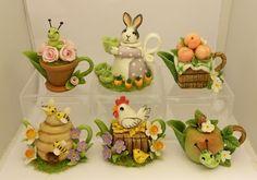 Miniature Tea Pots 2