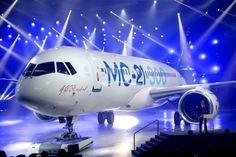 O primeiro protótipo do jato russo MC-21 deve decolar somente em 2017 (UAC)