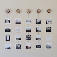 Trendy wall collage diy polaroid 34 Ideas diy wall is part of Room decor - # .Trendy wall collage diy polaroid 34 Ideas diy wall is part of Room decor - Creative DIY Photo Diy Photo, Decoration Photo, Photo Wall Decor, Artifact Uprising, Diy Home Decor, Room Decor, Photo Wall Collage, Photo Collages, Photo Displays