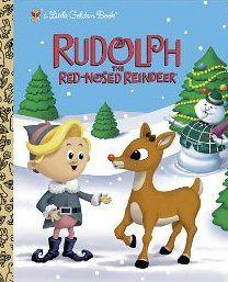 Vintage Little Golden Book Rudolph the by RiverOfTimeTreasures ...