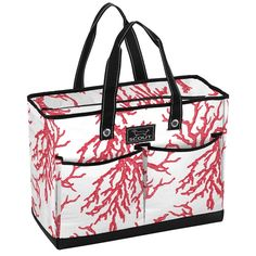 Looooove>>>Scout, The BJ Bag in Coral Dilemma.  Beach bag.