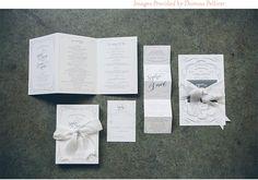Thomas Pellicer / Michelle Garibay / Pink and Grey Wedding / Luce Loft in San Diego / via StyleUnveiled.com