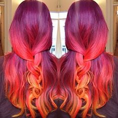 Gorgeous Mermaids in Red!