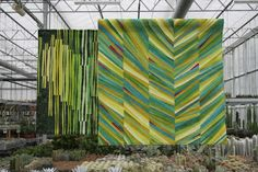 Marianne Haeni et Elisabeth Graf Quilts and cactus - sounds like heaven