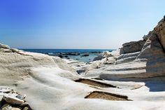 ALIKI, BEACH, THASSOS, ISLAND, WHITE MARBLE