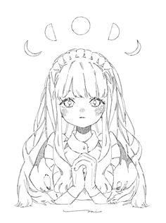 Face Expressions, Anime Art Girl, Art Sketches, Fashion Art, Illustration, Pop Art, Alice, Doodles, Creatures