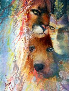 Shared Spirits by Denton Lund