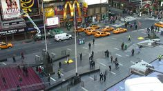 Live Cam from Times Square