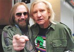 Tom Petty & Joe Walsh 2017