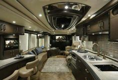 3 Luxury Rv Accessories That Were Worth Every Cost! RV Hacks From comfortable camping chairs to bedding and bath rugs, there are many things that you will need for your RV when you are out on the road. Travel Trailer Interior, Rv Interior, Travel Trailers, Interior Design, Luxury Interior, Pacific Coast Highway, Luxury Bus, Luxury Travel, Rv Travel