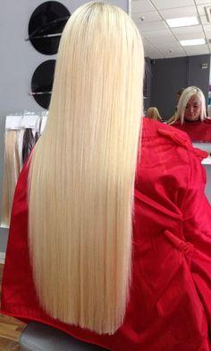 Perfect Blonde Hair, Silky Smooth Hair, New Hair Do, Bleach Blonde, Super Long Hair, Beautiful Long Hair, Ginger Hair, Hair Pictures, Dyed Hair