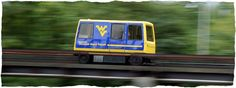 Morgantown Personal Rapid Transit (WVU PRT), Morgantown, West Virginia