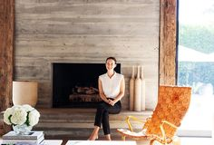 Tour Fashion Designer Jenni Kayne's Home