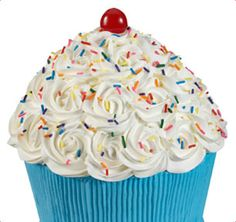 Baskin-Robbins   Too Cute Cupcake Cake   Someone needs to get this for me for my birthday~