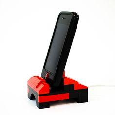 LEGO iPhone Dock on Behance