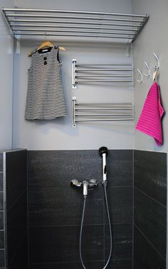 For when I have an actual laundry room.instead of a sink. Indoor Decor, Bathroom Toilets, Boot Room, Beautiful Bathroom Designs, Laundry Room Design, Bedroom Interior, Home Remodeling, Beautiful Bathrooms, House Interior