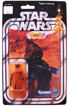 Vinyl Cape Jawa via rarest Star Wars Action Figures