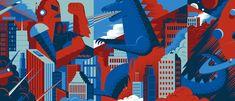 50 Vibrant Illustrations To Let Your Mind Wander – Smashing Magazine
