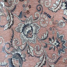 Flower Design Jacquard Chenille Upholstery Fabric For Sofa Cushion Found In Www Kbnfabric