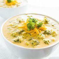 My Favorite Keto Hacks: Broccoli Cheese Soup