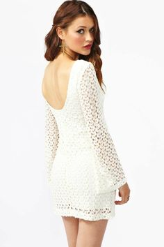 Jane Crochet Dress… Really pretty.