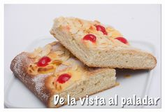 Coca de San Juan - De la Vista al Paladar