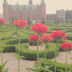 rawii1 #Frederiksborg #Castle