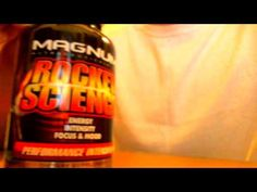Magnum Nutraceuticals: Rocket Science Intensifier