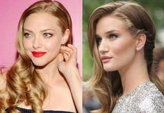Glam4You por Nati Vozza   Beleza das Famosas: Beleza das famosas: Lindos penteados soltos
