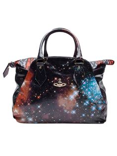 """Intergalactic planetary purse. Westwood """"Galaxy"""" ~ the price is out of this world, for sure."""