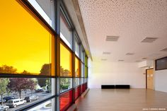 Galeria de Centro Cultural de Sedan / Richard + Schoeller Architectes - 12
