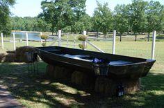 Stevie & Matthew's Drink Boat at Squires' Farm - SquiresFarmWeddings