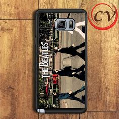 The Beatles Down To Rock Samsung Galaxy Note 6 Case